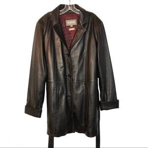 Wilsons Leather Fall/Winter Coat Thinsulate Wmn 2X